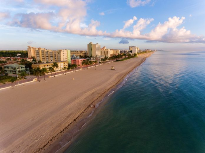 Best luxury hotels in Florida's South Beach.