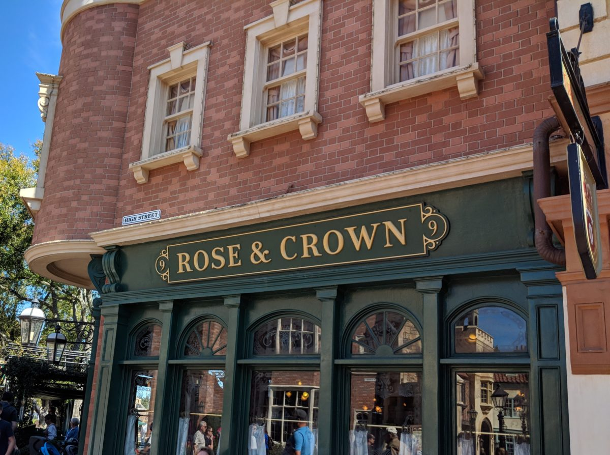 If you stay at Boardwalk Resort take advantage of the great dining options at the World Showcase at EPCOT in Disney World
