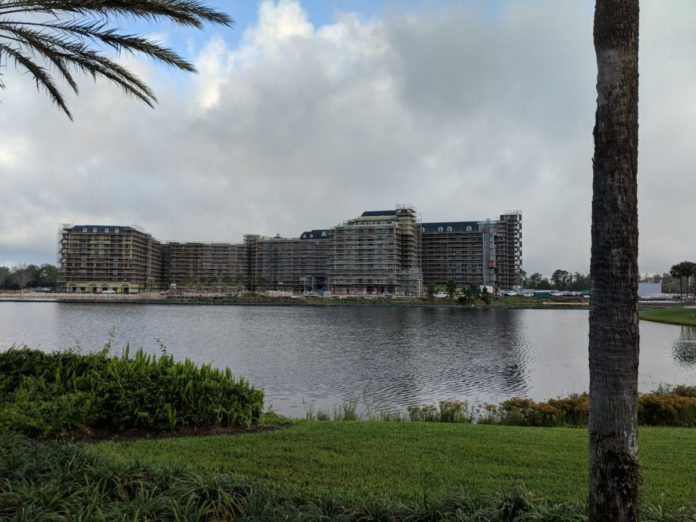 How your family can get a free Disney World vacation at the new Disney's Riviera Resort