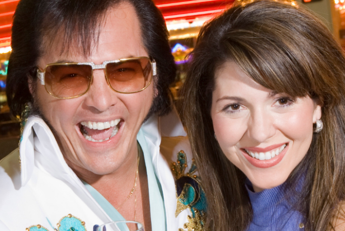 Discount ticket to Mother's Day Elvis event in Southern California