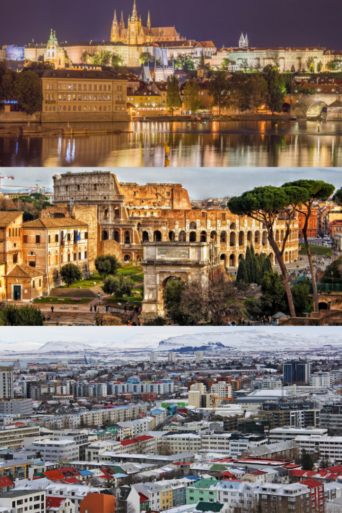 Europe hotel deals save money in Paris, Barcelona, Madrid, Reykjavik, London, etc.
