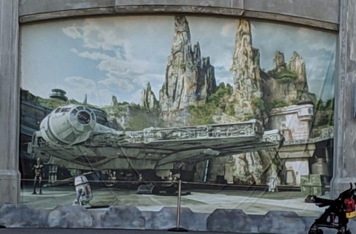 Win a trip to Disneyland in Anaheim California to see Star Wars Galaxy Edge