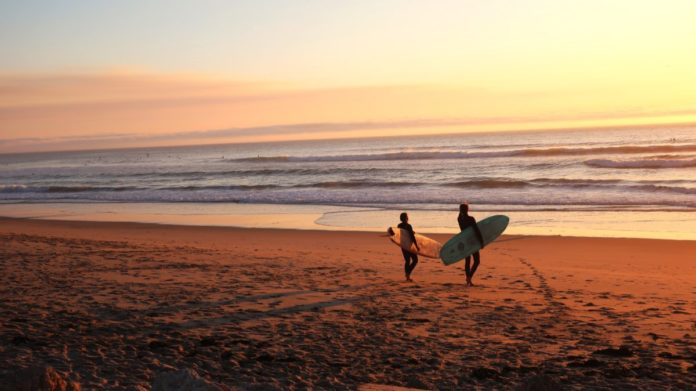 Where to stay in Figueira de Foz Brazil for a beach & surfing holiday