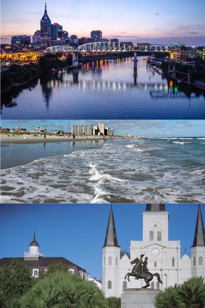 Up to half off hotels in Myrtle Beach, Branson, Charleston, Galveston, Gatlinburg, etc.
