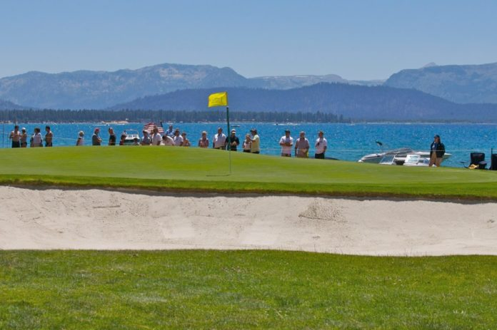 Win free airfare to Lake Tahoe, hotel stay & get round of golf with celebrity