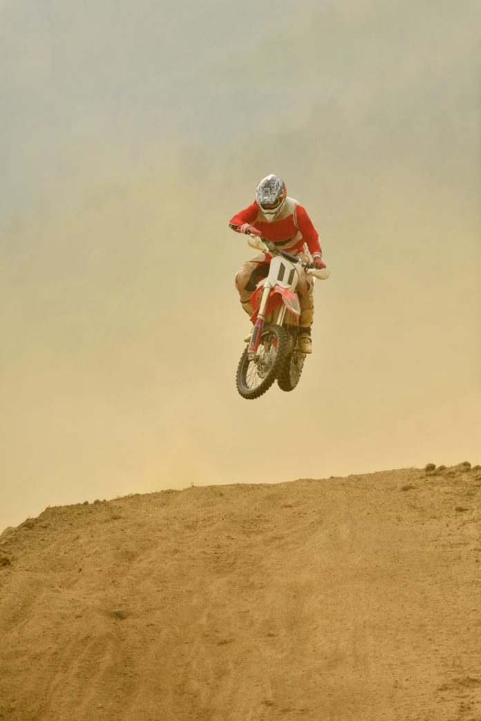Win a Trip to the Motorcross Championship in San Diego California