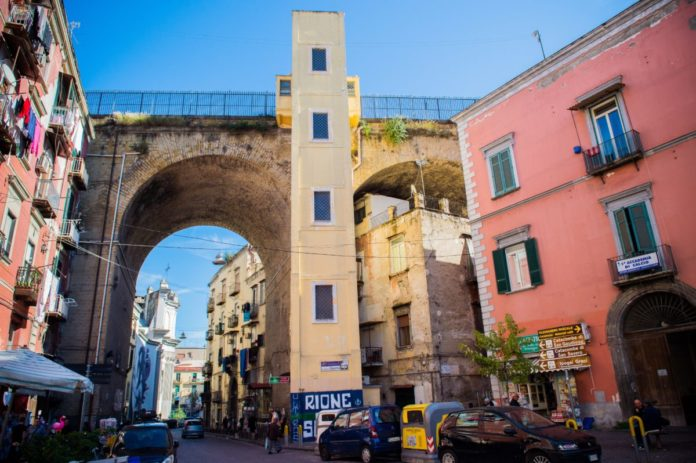 How you can win a free vacation in Naples Italy