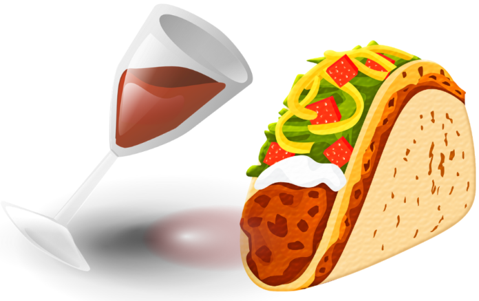 Discount price for wine & taco festival in Bloomsburg Pennsylvania