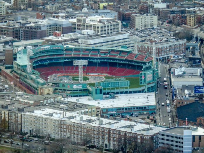 Win tickets to a Red Sox Game at Fenway Park, flight to Boston, hotel