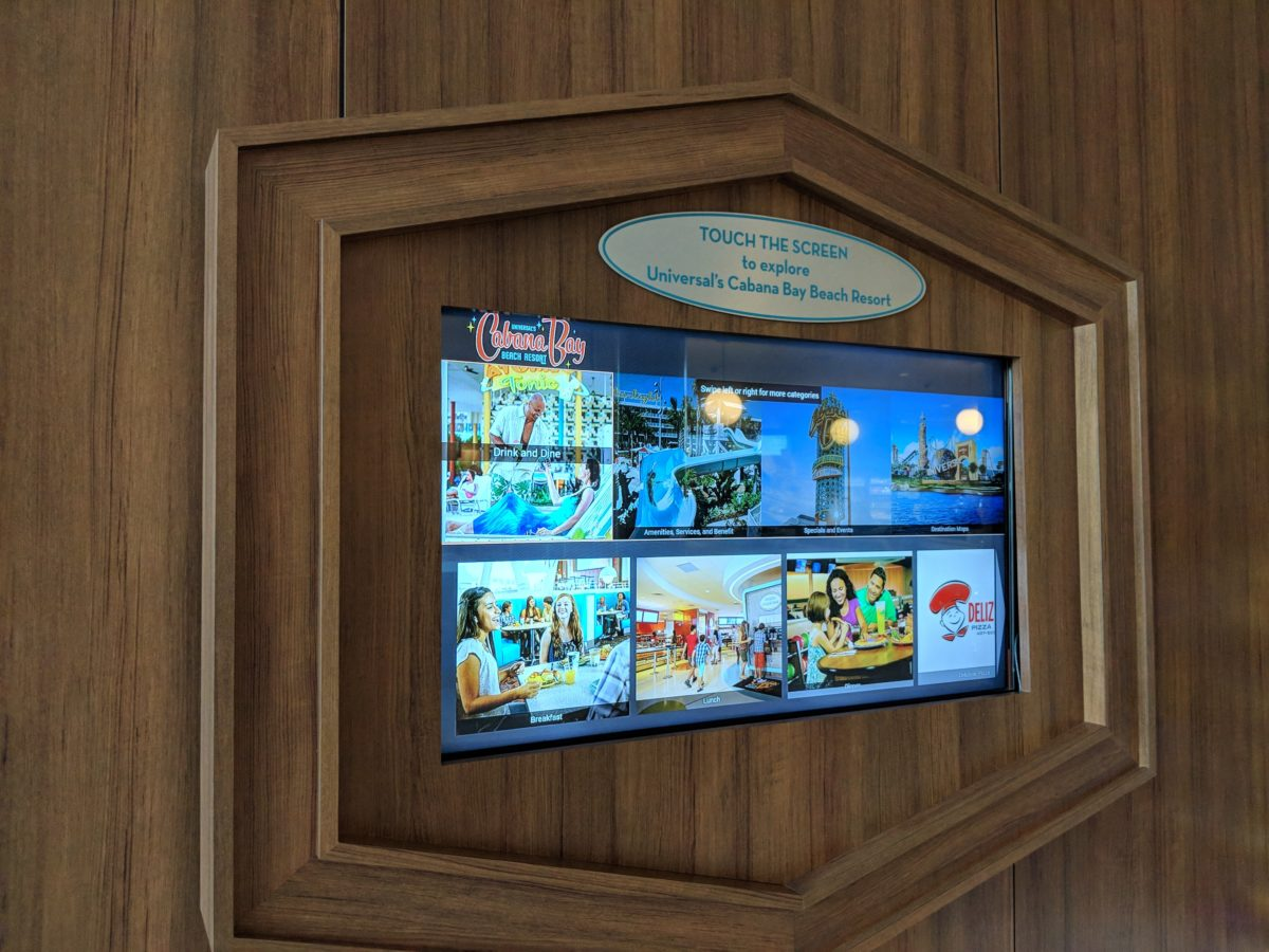 The best affordable hotel option for a Universal Orlando vacation is Cabana Bay Beach hotel