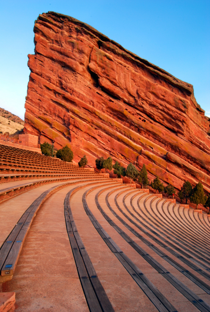 Enter Southwest Airlines - Rock The Red Rocks Sweepstakes for free trip, concert tickets