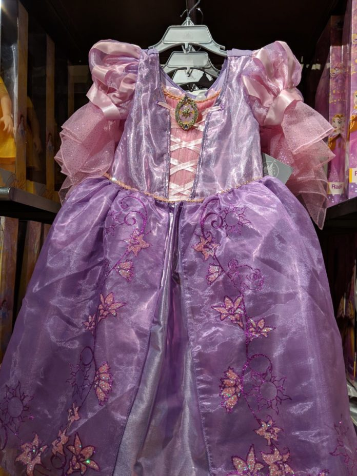 Top Disney dresses for Tangled, Frozen, Little Mermaid, Beauty & The Beast, Princess & the Frog, etc.