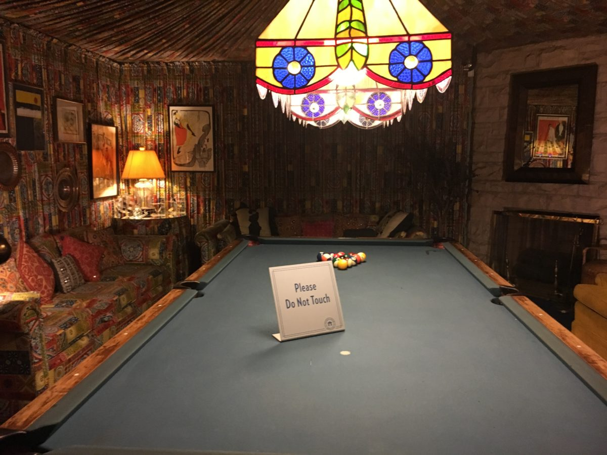 How to save money & see the pool room at Graceland home of Elvis