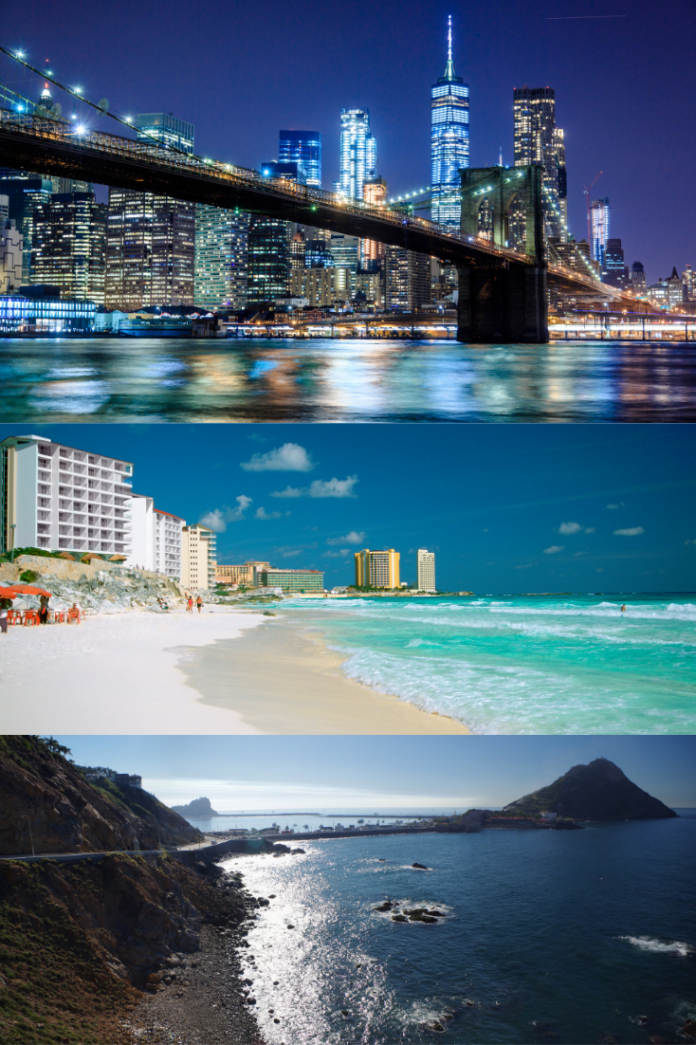 Discounted rates for luxury hotels in Cancun, Mazatlan, NYC & more