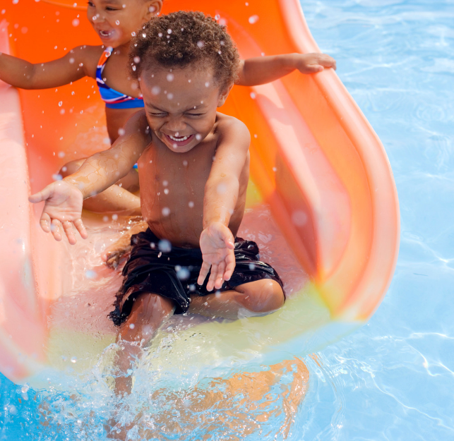Save money on Tyler Texas indoor water park at Holiday Inn Club Vacation Resorts
