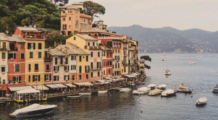 Win a flight to Portofino Italy hotel stay & dinner at Pizzeria Portofino