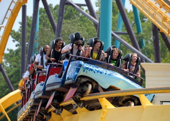 How to get discount tickets to Six Flags over Georgia near Atlanta