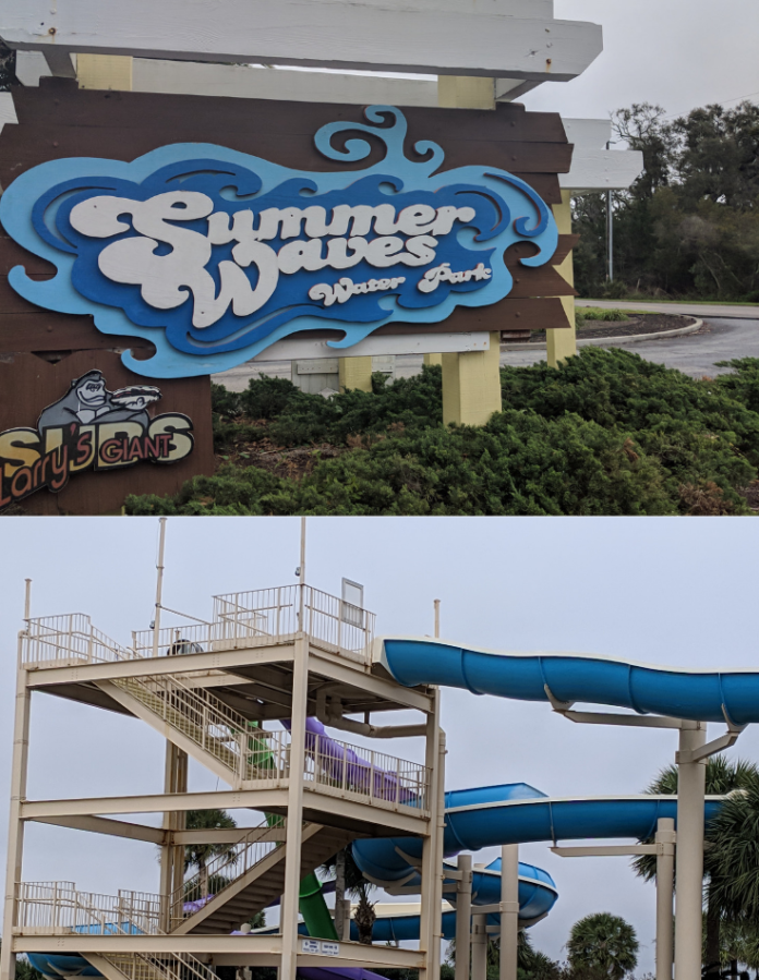 Discount tickets to Summer Waves Jekyll Island's best water park for families