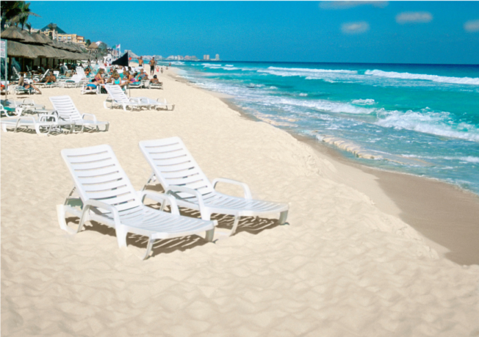 Win a free flight to Cancun & hotel accommodations
