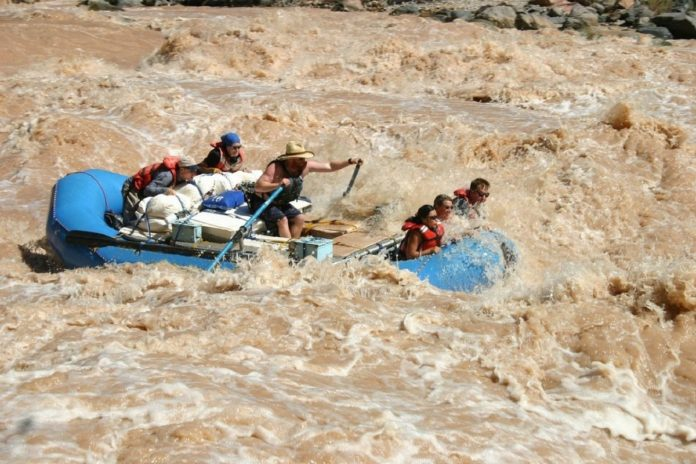 How to save money on whitewater rafting in the Colorado River at Grand Canyon