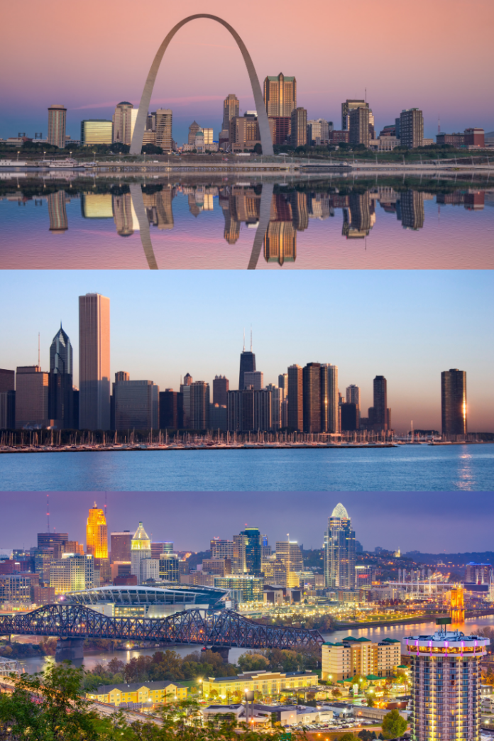 Discounted Midwest hotels. Save on hotels in Minnesota, Oklahoma, Illinois, Ohio & Missouri
