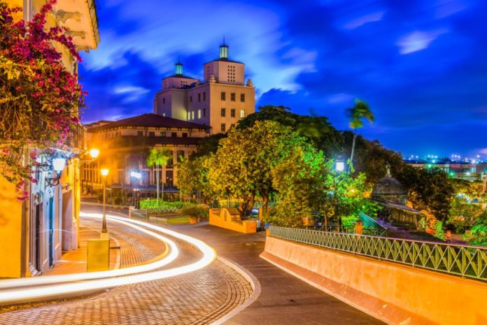Save up to 40% on 3, 4 and 5 Star hotels in San Juan, Puerto Rico