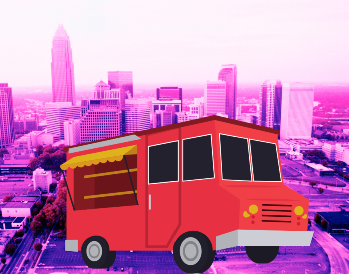 Save money on food truck festival in Concord North Carolina