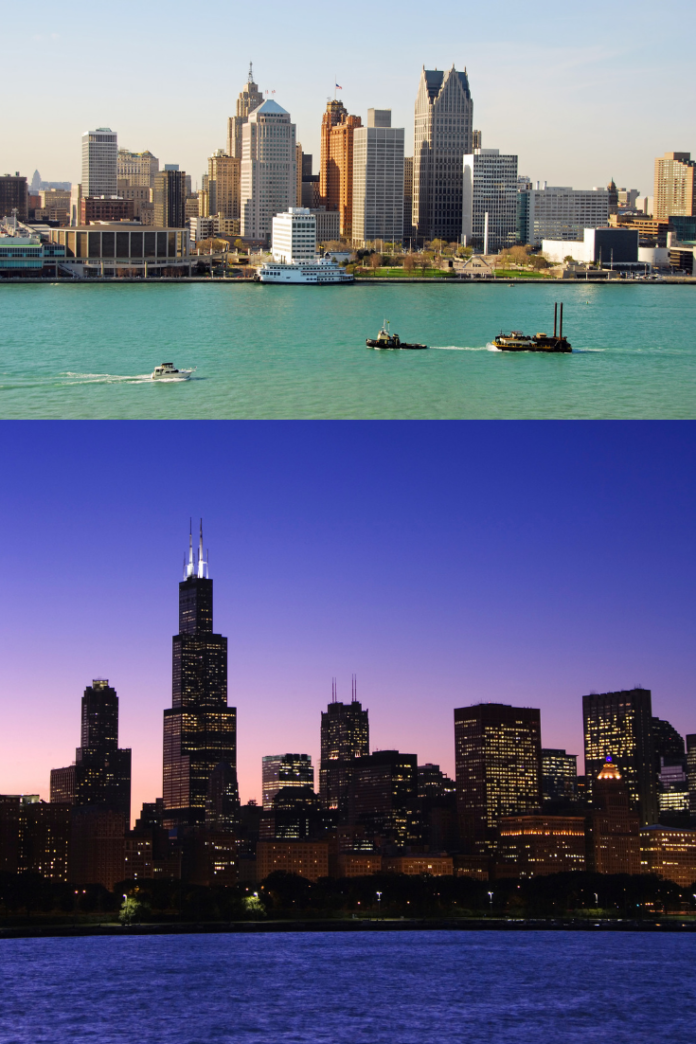 Independence Day Sale on hotels in Detroit & Chicago