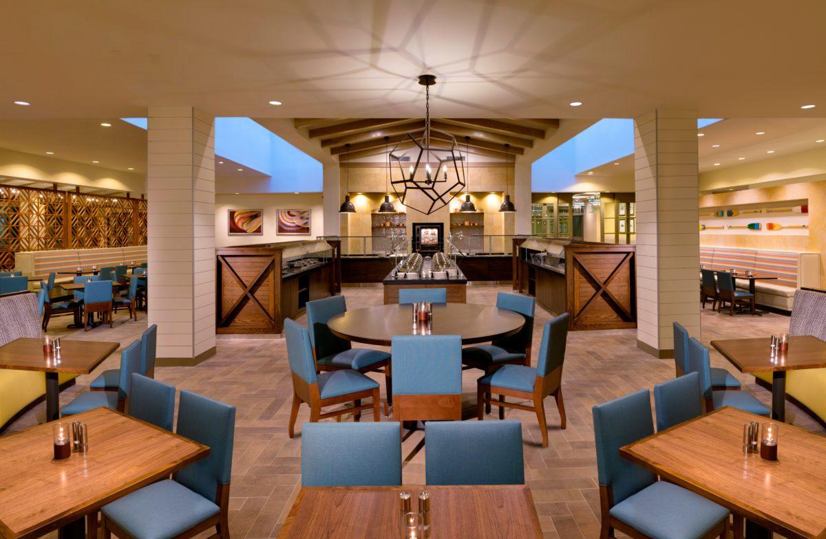 Enjoy the great dining & amenities at Hilton Sandestin Beach Golf Resort & Spa