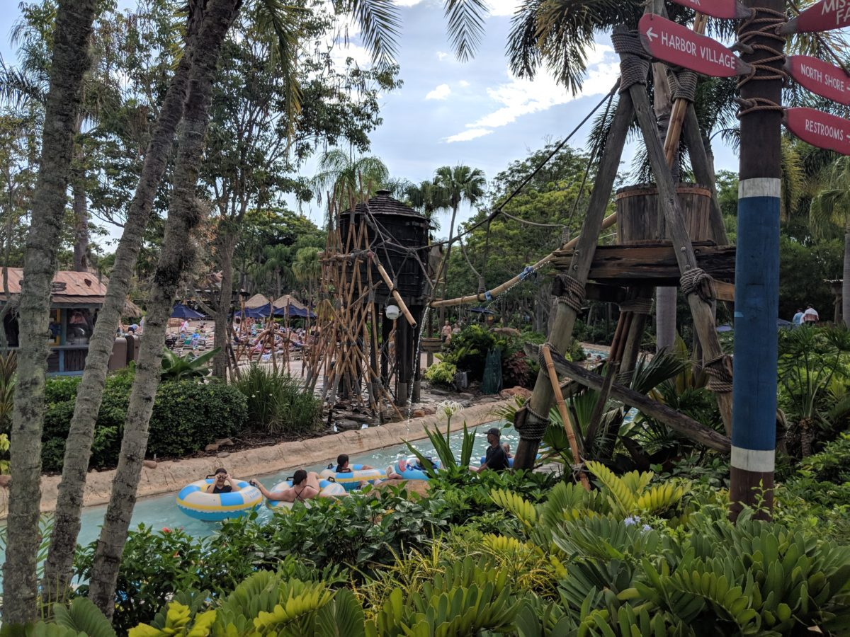 Cool off in Orlando in the 2019 summer by adding Typhoon Lagoon to your Walt Disney World vacation