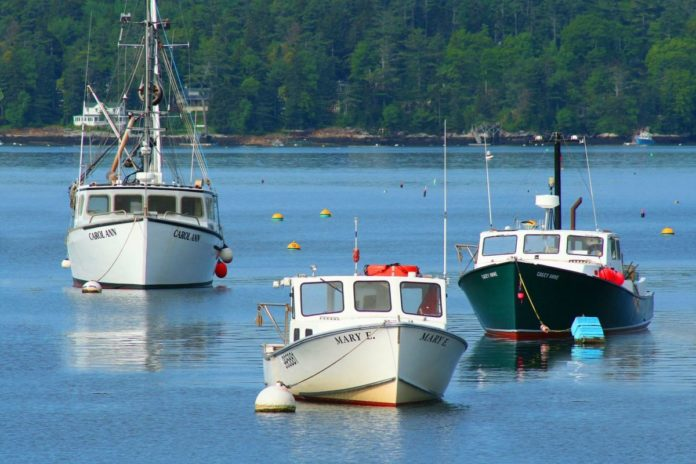 A picture of Boothbay Harbor, Maine. Find out what made our list of the 12 best hotels there