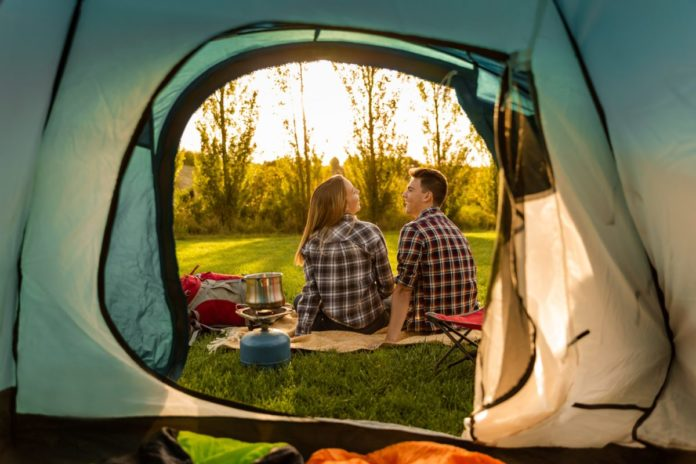 Enter KOA - National Camping Month Sweepstakes for free gift cards for a camping trip