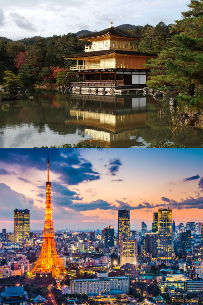 Up to over half off Kyoto & Tokyo, Japan hotels