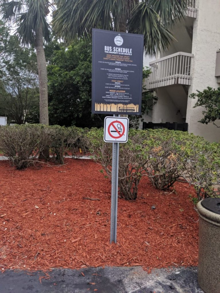 Best Western Lake Buena Vista Disney Springs has a better bus system to Disney theme parks than other Orlando Florida hotels