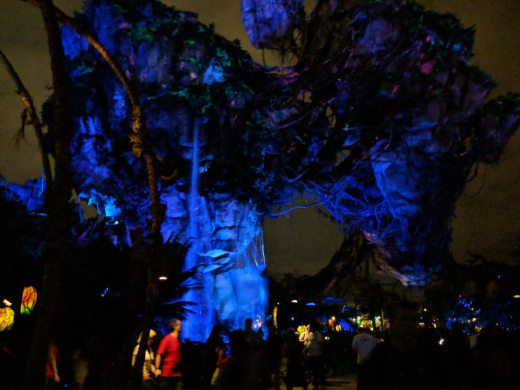 One of the perks of staying at Best Western Lake Buena Vista Disney Springs is extra magic hours which allows you to stay late at Disney theme parks like Animal Kingdom