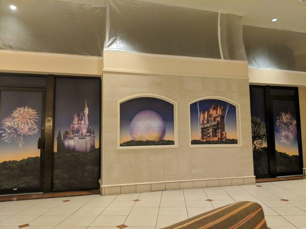 My family loved the Disney lobby at Best Western Lake Buena Vista Florida