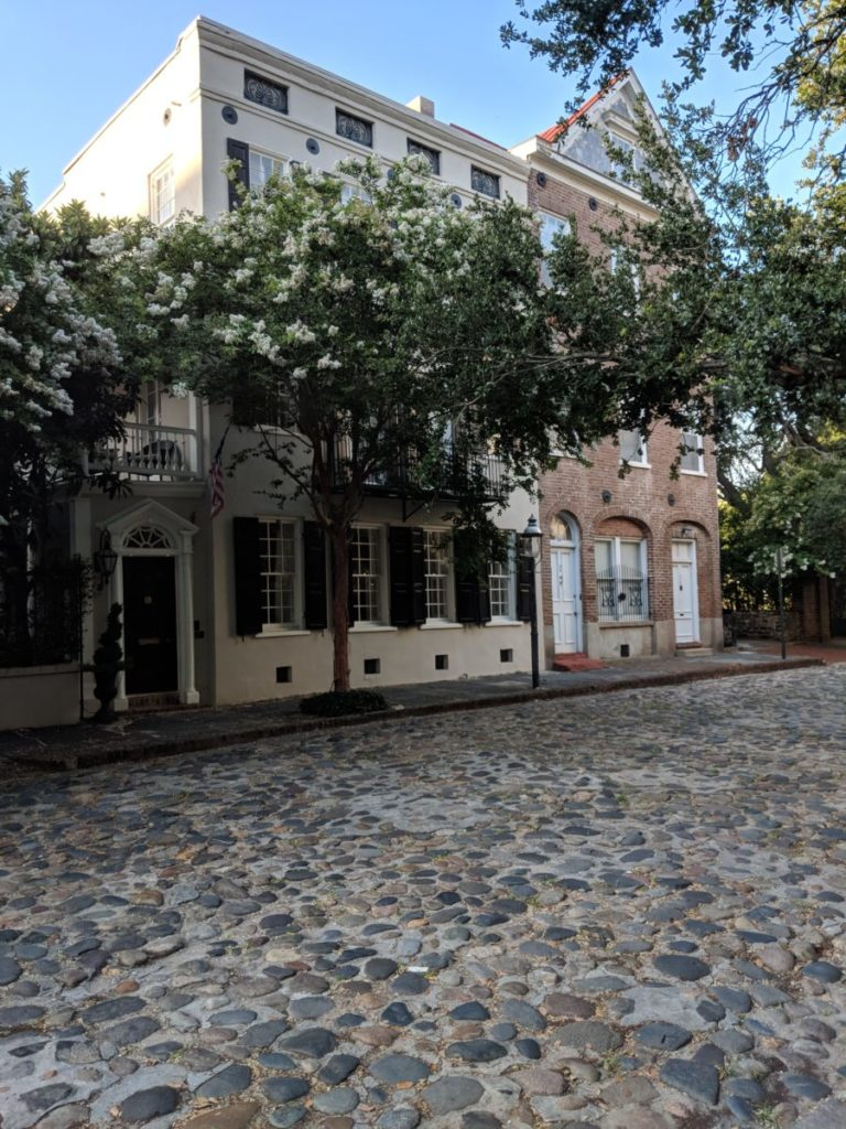Visit the haunted streets of Charleston, South Carolina on this ghost tour