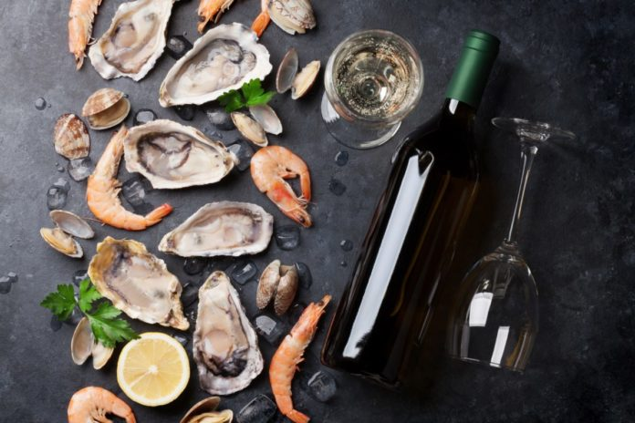 Discount ticket to the Hudson Valley Seafood & Wine Festival in New York City