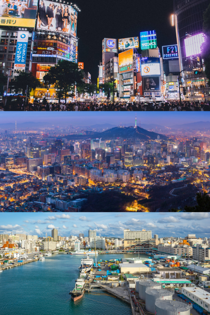 Hilton Asia hotels in Korea & Japan are up to 20% off