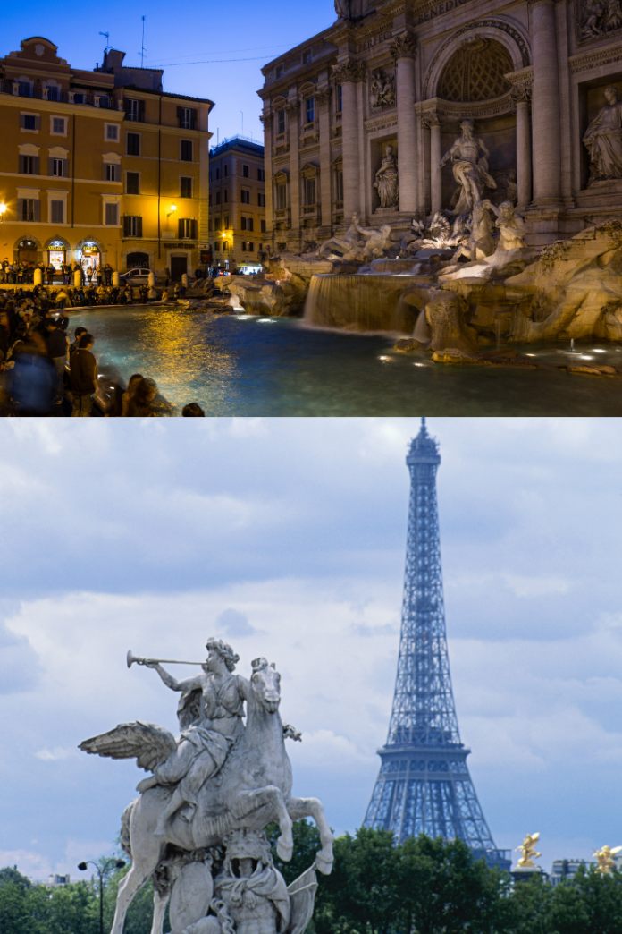 Europe Hilton hotel sale. Discounted rates for luxury hotels in Paris & Rome