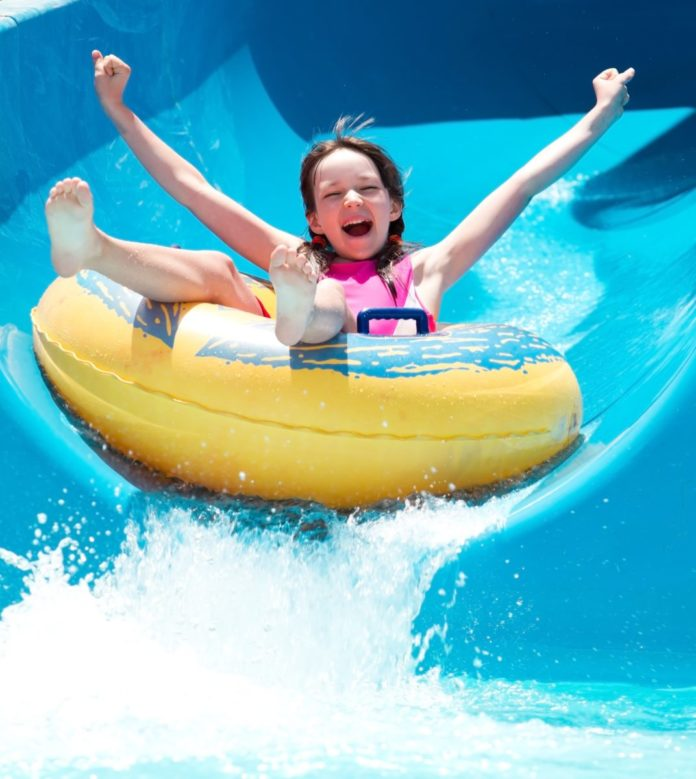 Coupon for admission to New England's best water park, Whales Tale in New Hampshire