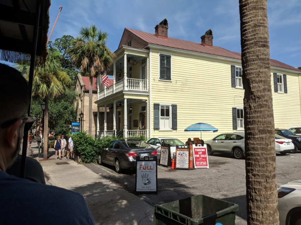 Carolina Polo horse & carriage tours take guests down the famed streets of historic Charleston district
