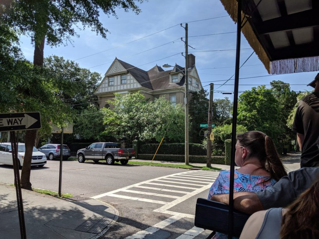 See the beautiful streets of historic Charleston, SC during a Carolina Polo horse & carriage tour