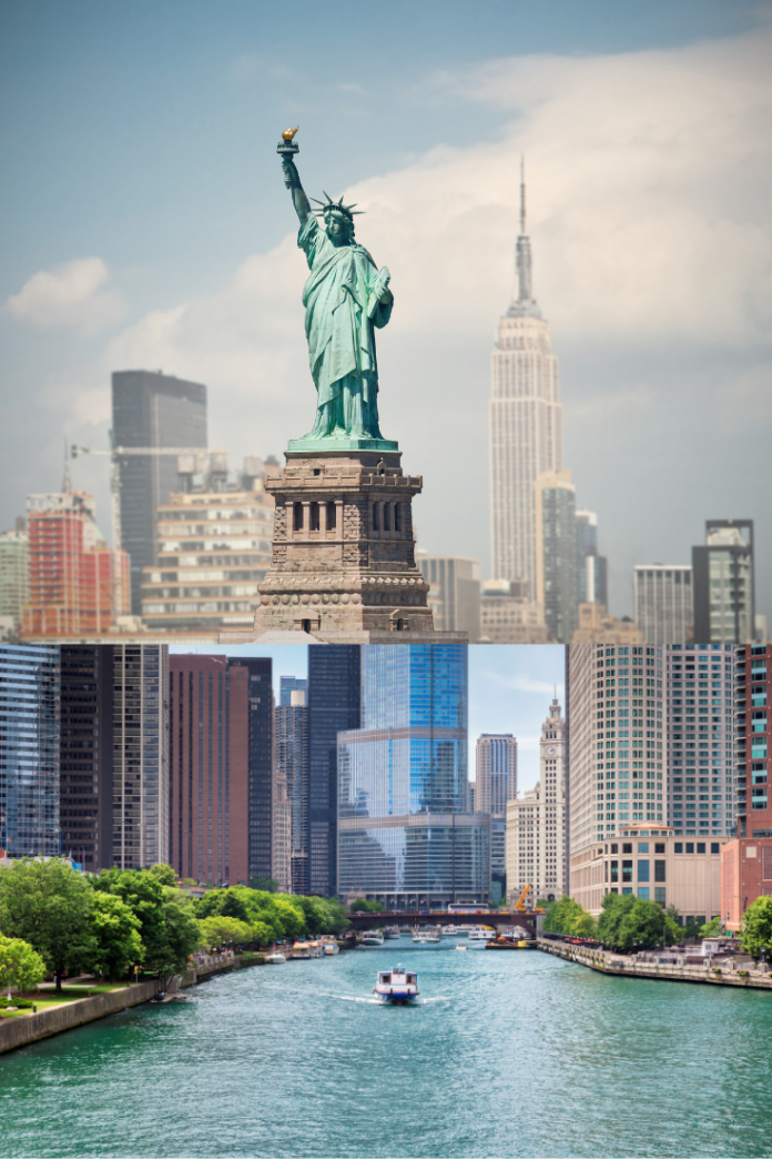 How to get cheap prices for hotels in NYC & Chicago