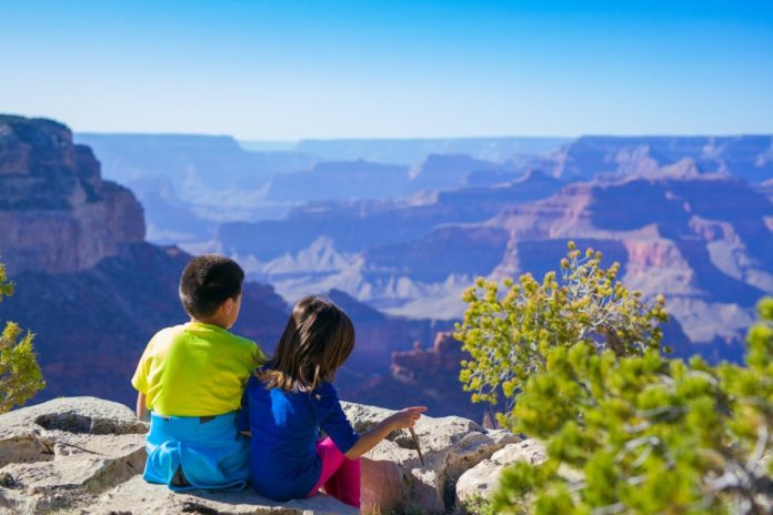 Where to stay near the Grand Canyon when traveling as a family with kids