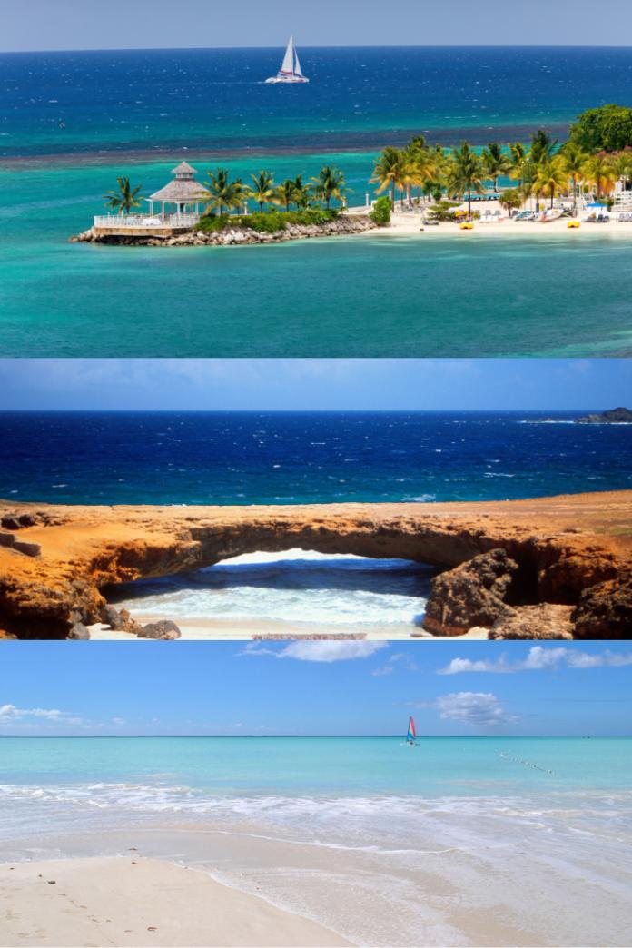 Win a free trip to Jamaica, Antigua or Aruba