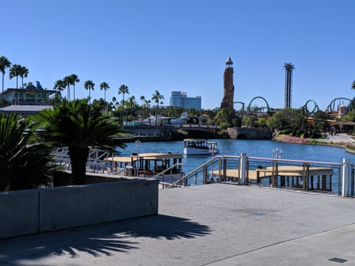 Win a trip to Orlando with stay at Sapphire Falls & tickets to Universal Studios Florida, Islands of Adventure & Volcano Bay